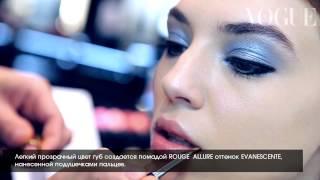 Видеоуроки новогоднего макияжа Chanel