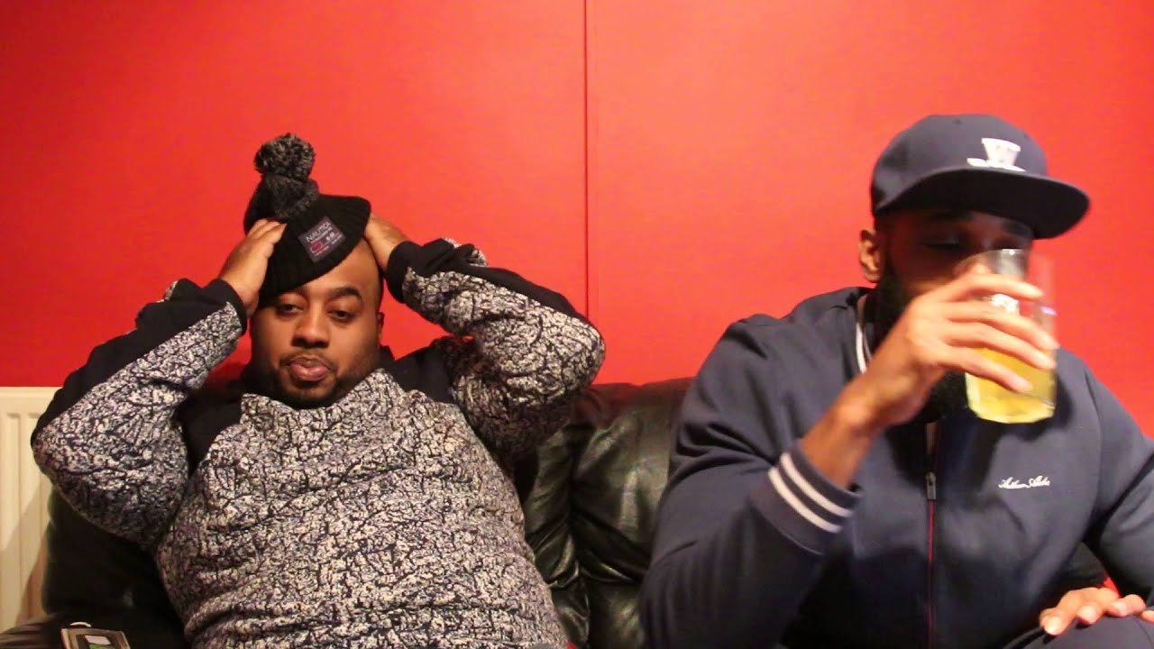 QUEENZFLIP/ S.A.S MEMBER MAYHEM & TALKS ABOUT THE DIPSET SITUATION IN LONDON