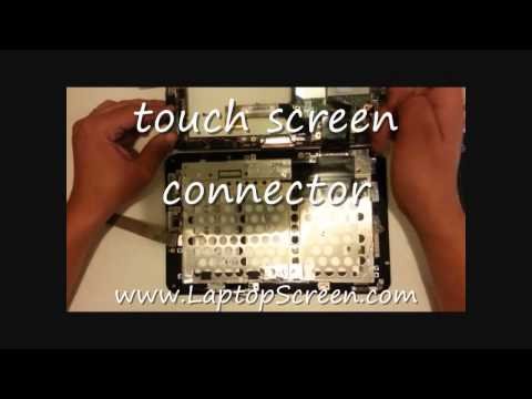 Laptop screen replacement How to replace laptop screen TOSHIBA THRIVE TABLET AT100