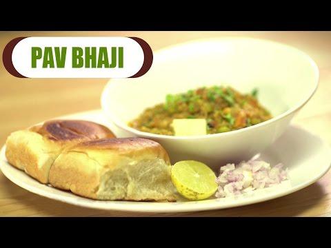 Pav Bhaji | Mumbai Street food | Spicy Vegetarian Street Food | Easy Recipe