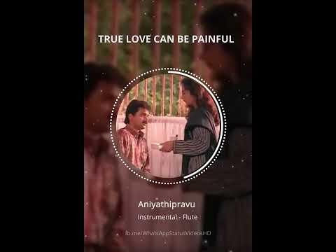 True Love can be Painful - Aniyathipravu BGM - WhatsApp Status Videos HD