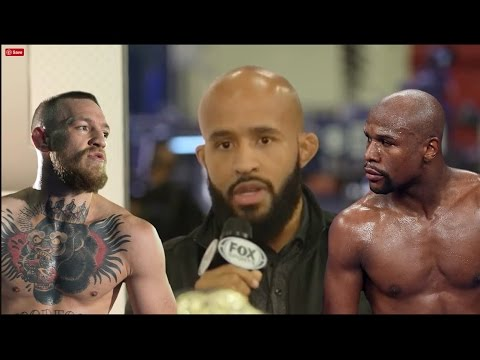 Pound-For-Pound No. 1 Demetrious Johnson Wants To Fight Conor McGregor