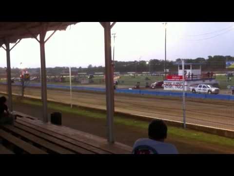 USAC Sprints @ The Terre Haute Action Track 5/21/14