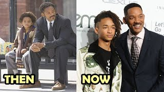 The Pursuit of Happyness (2006) Cast: Then And Now 2019