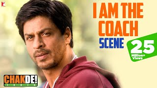 The Coach of India | Scene | Chak De India | Shah Rukh Khan