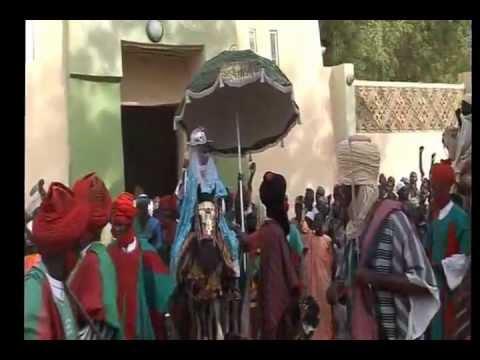 [Hausa] Equestrian Elegance - The Hawan Sallah Pageantry [prod. Abdalla Uba Adamu, 2009]