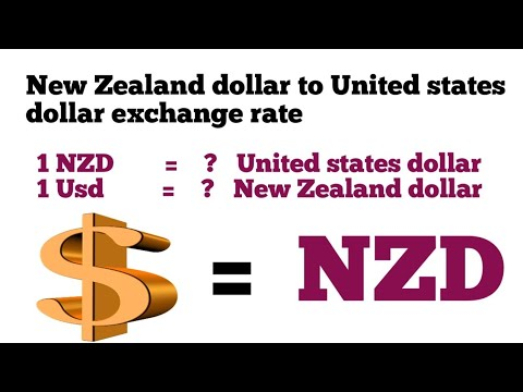 United States Dollar To New Zealand Dollar Exchange Rate |usd To Nzd|nzd To Usd|nzdusd