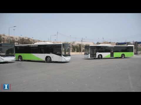 Malta Public Transport new buses