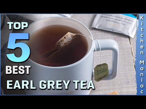 Top 5 Best Earl Grey Tea Review in 2021