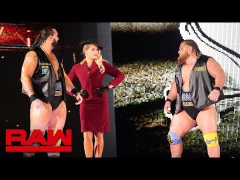Heavy Machinery take a page out of Lacey Evans\' book: Raw, Feb. 18, 2019