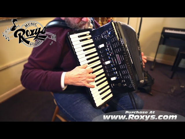 The Krakowiak played on a Roland FR 4x