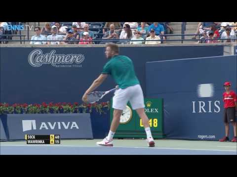 2016 Rogers Cup: Thursday Highlights featuring Djokovic, Raonic & Nishikori