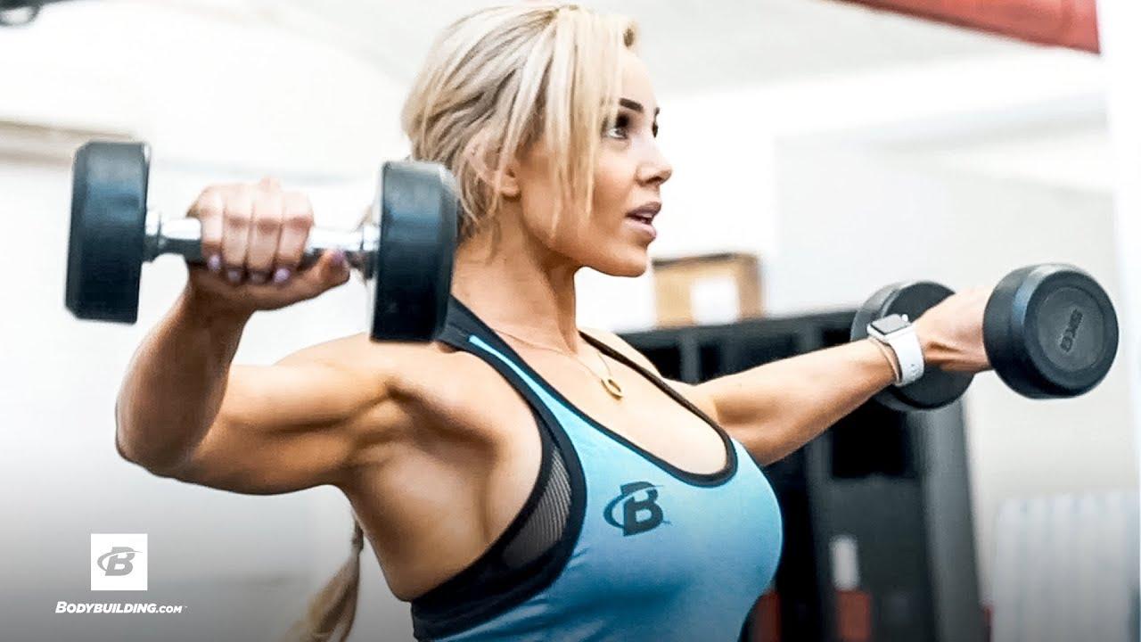 Upper Body Workout With Stephanie Sanzo Stephfitmum Youtube
