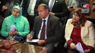 «أبو العزم» يعرض ملاحظاته علي مشروع قانون السلطة القضائية