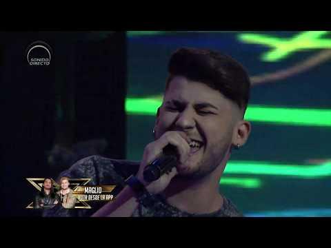 Rayando el sol - MANÁ - Dúo Maglio - Factor X 2019