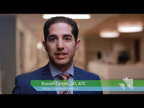 Russell Camhi, DO, ATC, Sports Medicine, Primary Care