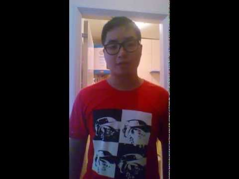 Jay Wu(Man C Wu)  Ice bucket challenge