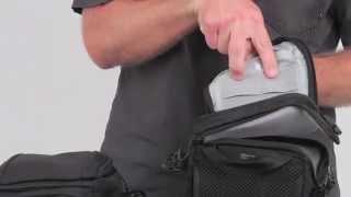 сумка для камеры Lowepro Toploader Pro 75 AW ремонт