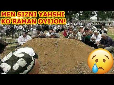 ONAJONIM, MEN SIZNI BARIBIR YAHSHI KO'RAMAN!