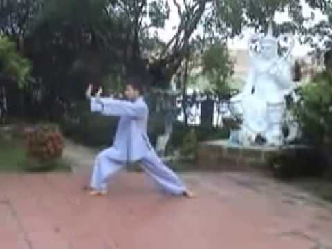 Martial Arts Dance