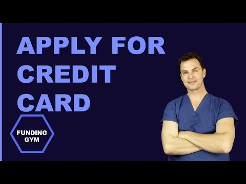 How To Apply For Credit Card And Get Approved Funding Gym