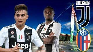 Juventus Bologna 2-0 partita tranquilla