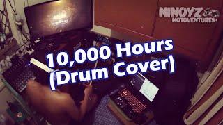 Dan + Shay ft. Justine Bieber - 10,000 Hours (Drum Cover) MotoVentures+