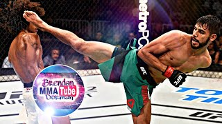 Yair 'El Pantera' Rodríguez || Breakdown • Skill Study • Highlights 🇲🇽