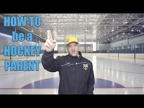How to Be a Hockey Parent: Watch my Tips & Tricks for Youth Hockey Parenting!