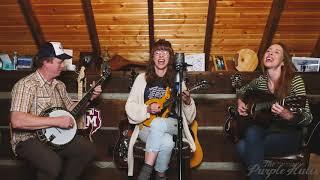 """Love Lifted Me"" - The Purple Hulls, featuring Banjo Ben! Bluegrass Gospel Music!"