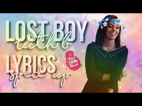 Lost Boy by Ruth B Lyrics (sped up)