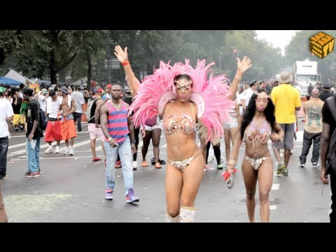 West Indian Day Parade Shuts Down Brooklyn NY