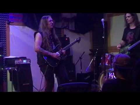 Kiko Loureiro & Andy Martongelli's Blues Jam