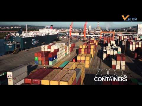 VETRO Port & Shipping Services