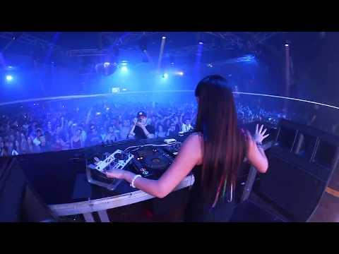 Fatima Hajji @ Crow Techno Club (Madrid - Spain) 21 09 2018 - Videoset Resume