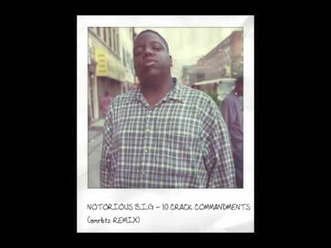 """Notorious BIG x Future - 10 Crack Commandments (amrbtz Remix) """"mask-off"""""""