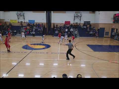 Zane Middle School vs McKinleyville Middle School