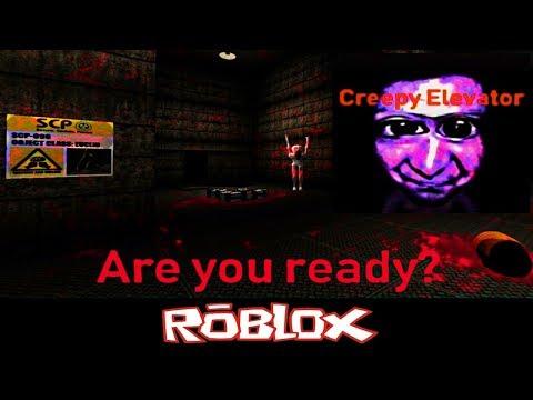 (NEW KILLER!) Creepy Elevator By LuaaaD [Roblox]