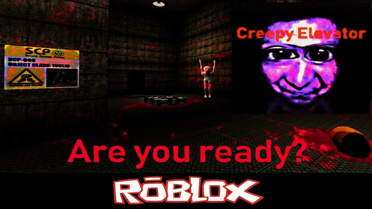 The Nightmare Elevator By Bigpower1017 Roblox Youtube - New Killer Creepy Elevator By Luaaad Roblox Youtube