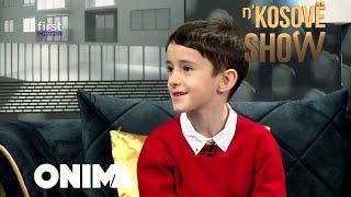 n'Kosove Show  - Ështe vetem 9 vjeç nga Prishtina shikojeni çfarë aftesi ka