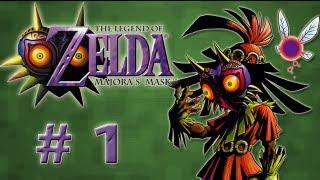 Guia Zelda - Majora Mask - # 1 Link Deku y Ciudad(Guia al 100% en la Caja de Comentarios) thumbnail