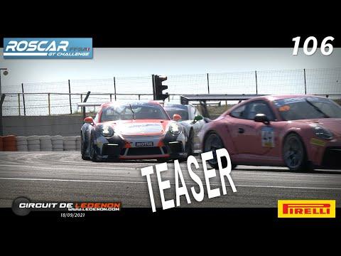 Teaser ROSCAR 106 - Ledenon - 18/09/2021
