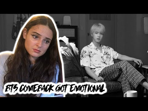 BTS (방탄소년단) LOVE YOURSELF 結 Answer Epiphany [EMOTIONAL REACTION VIDEO]