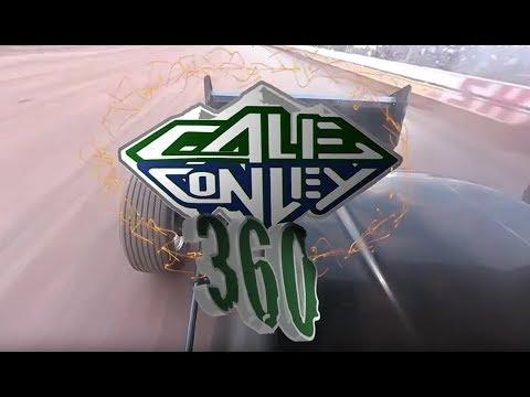 Cale Conley heat race Sharon Speedway 6-19-18