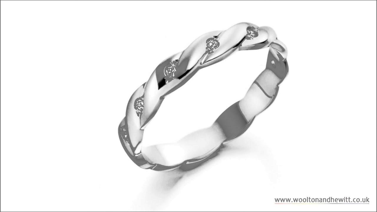 fabulous diamond wedding rings for lesbian weddings civil