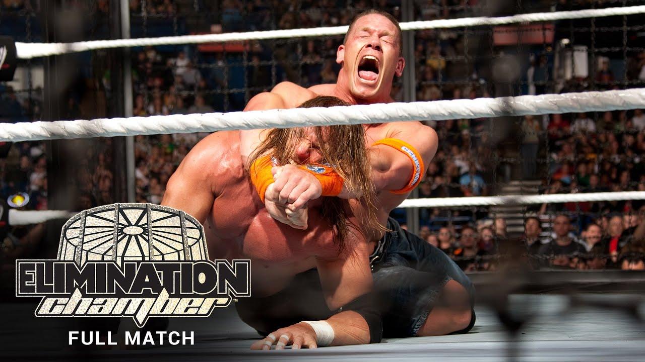 Download FULL MATCH - WWE Championship Elimination Chamber Match: Elimination Chamber 2010