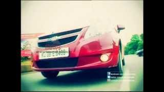 """Chevrolet Sail Test Drive""-Smart Drive 23, February 2013 Part 1"