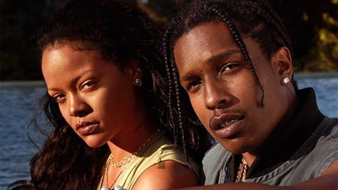 A$AP Rocky Calls Rihanna the Love of his Life!