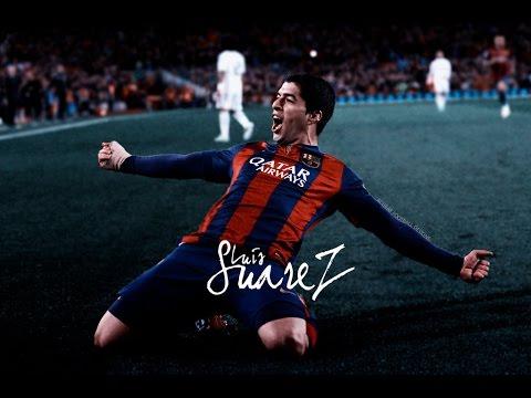 Luis Suarez ● Don't Stop Believing ● Goals, Skills & Assists ● 2014 2015 HD