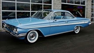 1961 Chevrolet Impala Bubble Top 348 V8